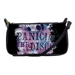 Panic At The Disco Art Shoulder Clutch Bags