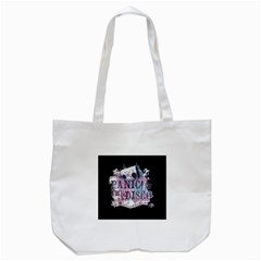 Panic At The Disco Art Tote Bag (white)