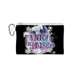 Panic At The Disco Art Canvas Cosmetic Bag (s)