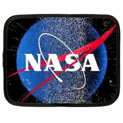 Nasa Logo Netbook Case (large)