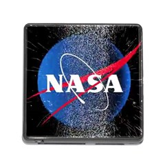 Nasa Logo Memory Card Reader (square)