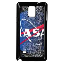 Nasa Logo Samsung Galaxy Note 4 Case (black)