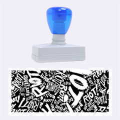 Panic At The Disco Lyric Quotes Retina Ready Rubber Stamps (large)
