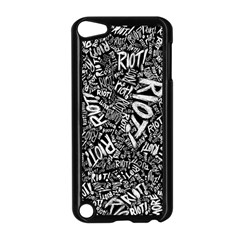 Panic At The Disco Lyric Quotes Retina Ready Apple Ipod Touch 5 Case (black)