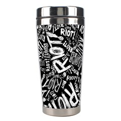 Panic At The Disco Lyric Quotes Retina Ready Stainless Steel Travel Tumblers