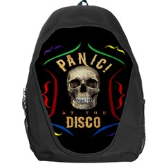 Panic At The Disco Poster Backpack Bag