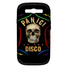 Panic At The Disco Poster Samsung Galaxy S Iii Hardshell Case (pc+silicone)