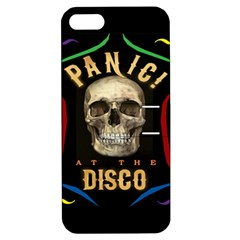 Panic At The Disco Poster Apple Iphone 5 Hardshell Case With Stand