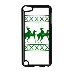 Humping Reindeer Ugly Christmas Apple Ipod Touch 5 Case (black)
