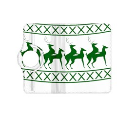 Humping Reindeer Ugly Christmas Kindle Fire Hd (2013) Flip 360 Case