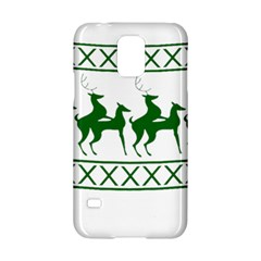 Humping Reindeer Ugly Christmas Samsung Galaxy S5 Hardshell Case