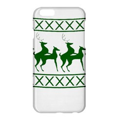 Humping Reindeer Ugly Christmas Apple Iphone 6 Plus/6s Plus Hardshell Case