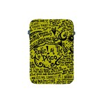 Panic! At The Disco Lyric Quotes Apple iPad Mini Protective Soft Cases Front