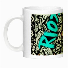 Panic! At The Disco College Night Luminous Mugs