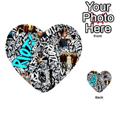 Panic! At The Disco College Playing Cards 54 (heart)
