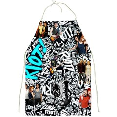 Panic! At The Disco College Full Print Aprons