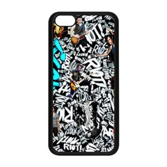 Panic! At The Disco College Apple Iphone 5c Seamless Case (black)