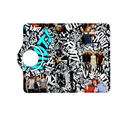 Panic! At The Disco College Kindle Fire Hd (2013) Flip 360 Case