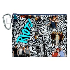 Panic! At The Disco College Canvas Cosmetic Bag (xxl)