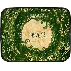 Panic At The Disco Fleece Blanket (mini)