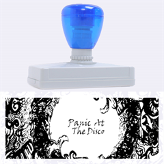 Panic At The Disco Rubber Address Stamps (xl)
