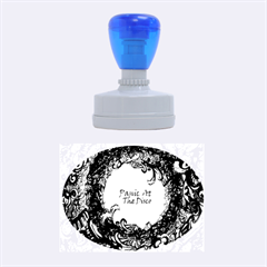 Panic At The Disco Rubber Oval Stamps