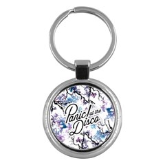 Panic! At The Disco Key Chains (round)