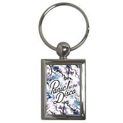 Panic! At The Disco Key Chains (rectangle)