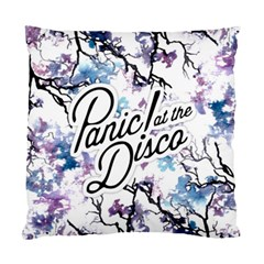 Panic! At The Disco Standard Cushion Case (one Side)