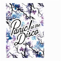 Panic! At The Disco Small Garden Flag (two Sides)