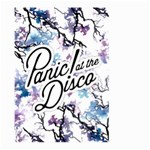 Panic! At The Disco Large Garden Flag (Two Sides) Back