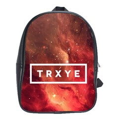 Trxye Galaxy Nebula School Bags(large)