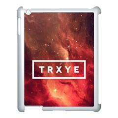 Trxye Galaxy Nebula Apple Ipad 3/4 Case (white)