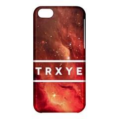 Trxye Galaxy Nebula Apple Iphone 5c Hardshell Case