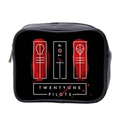 Twenty One Pilots Mini Toiletries Bag 2 Side