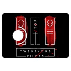 Twenty One Pilots Kindle Fire Hdx Flip 360 Case