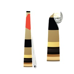 Twenty One Pilots Shield Neckties (one Side)
