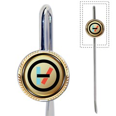 Twenty One Pilots Shield Book Mark