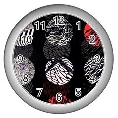 Twenty One Pilots Stressed Out Wall Clocks (silver)