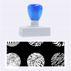 Twenty One Pilots Stressed Out Rubber Stamps (Large)