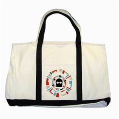 Twenty One Pilots Two Tone Tote Bag