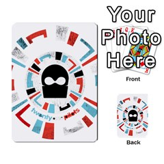 Twenty One Pilots Multi Purpose Cards (rectangle)