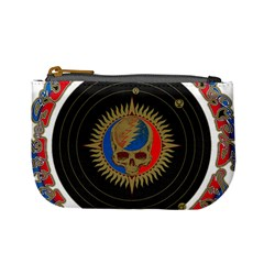 The Grateful Dead Mini Coin Purses