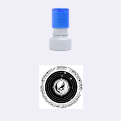 The Grateful Dead Rubber Round Stamps (small)