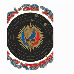 The Grateful Dead Small Garden Flag (two Sides)