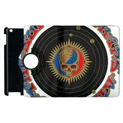The Grateful Dead Apple Ipad 3/4 Flip 360 Case
