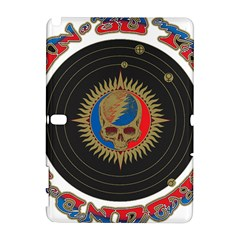 The Grateful Dead Samsung Galaxy Note 10 1 (p600) Hardshell Case