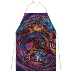 Voodoo Child Jimi Hendrix Full Print Aprons