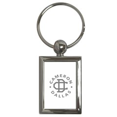 Cameron Dallas Key Chains (rectangle)