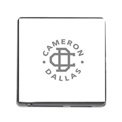 Cameron Dallas Memory Card Reader (square)